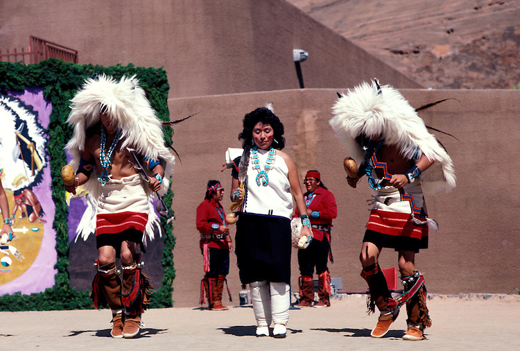 New Mexico: Gallup, dancing at annual Indian Ceremonials.  Photo nmalbu101..Photo copyright Lee Foster, www.fostertravel.com, 510/549-2202, lee@fostertravel.com