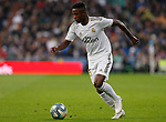 Real Madrid CF's Vinicius Jr during La Liga match. Jan 18, 2020. (ALTERPHOTOS/Manu R.B.)