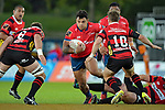 NELSON, NEW ZEALAND October 19: Mitre 10 Cup Semi Final - Mako v Canterbury, Trafalgar Park, Nelson, New Zealand, October 19, 2018 (Photos by: Barry Whitnall/Shuttersport Ltd