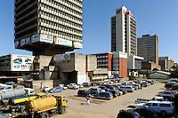ZAMBIA Lusaka city center