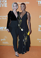 17  November 2019 - Beverly Hills, California - Samira Wiley. The Trevor Project's TrevorLIVE LA 2019 held at The Beverly Hilton Hotel. Photo Credit: PMA/AdMedia