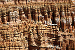 UT: Utah; Bryce Canyon National Park, Silent City    .Photo Copyright: Lee Foster, lee@fostertravel.com, www.fostertravel.com, (510) 549-2202.Image: utbryc205