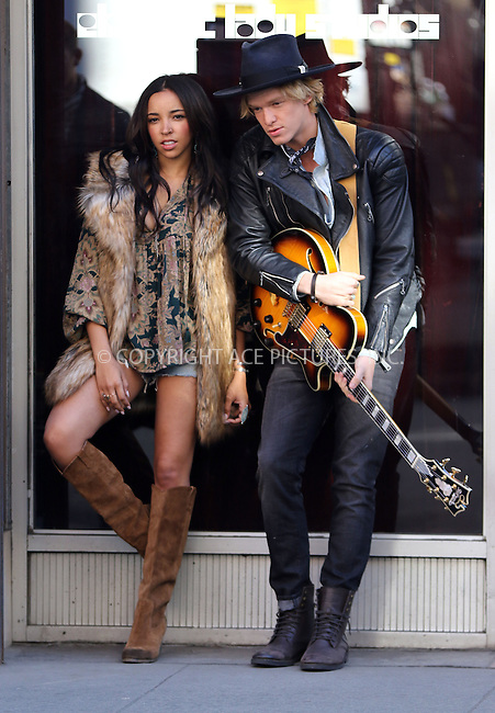 WWW.ACEPIXS.COM<br /> <br /> April 1 2015, New York City<br /> <br /> Singer Cody Simpson takes part in a photo shoot on April 1 2015 in New York City<br /> <br /> By Line: Zelig Shaul/ACE Pictures<br /> <br /> <br /> ACE Pictures, Inc.<br /> tel: 646 769 0430<br /> Email: info@acepixs.com<br /> www.acepixs.com