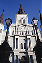 St. Louis Cathedral, 2011