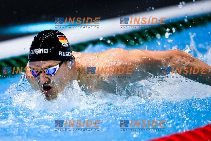 KUSCH Marius GER<br /> Men's 200m Butterfly<br /> 13th Fina World Swimming Championships 25m <br /> Windsor  Dec. 6th, 2016 - Day01<br /> WFCU Centre - Windsor Ontario Canada CAN <br /> 20161206 WFCU Centre - Windsor Ontario Canada CAN <br /> Photo &copy; Giorgio Scala/Deepbluemedia/Insidefoto