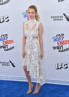 Amanda Seyfried at the 2018 Film Independent Spirit Awards on the beach in Santa Monica, USA 03 March 2018<br /> Picture: Paul Smith/Featureflash/SilverHub 0208 004 5359 sales@silverhubmedia.com