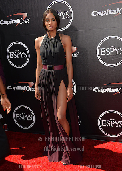 Ciara at the 2015 ESPY Awards at the Microsoft Theatre LA Live.<br /> July 15, 2015  Los Angeles, CA<br /> Picture: Paul Smith / Featureflash