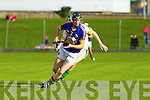 Maurice Corridan Lixnaw in action against  Kilmoyley in the County Senior Hurling final at Austin Stack Park on Saturday.