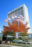 Las Vegas: The Flamingo Hilton. Photo'79.