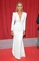 Catherine Tyldesley at the British Soap Awards 2018, Hackney Town Hall, Mare Street, London, England, UK, on Saturday 02 June 2018.<br /> CAP/CAN<br /> &copy;CAN/Capital Pictures