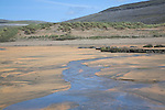 Sandy Fanore beach, near Ballyvaughan, County Clare, Ireland