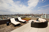 Roof Deck at 202 8th Street