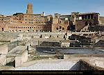 Trajan's Market Torre delle Milizie Casa dei Cavalieri di Rodi House of the Knights of Rhodes Excavations of Medieval Cellars Trajan's Forum Rome