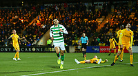 4th March 2020; Almondvale Stadium, Livingston, West Lothian, Scotland; Scottish Premiership Football, Livingston versus Celtic; Tom Rogic of Celtic makes it 2-2 in the 91st minute surrounded by dejected Livingston players
