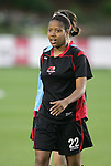 16 May 2008: Atlanta's Ronda Brooks. The Atlanta Silverbacks Women defeated the Carolina Railhawks Women 5-0 at WakeMed Stadium in Cary, NC in a 2008 United Soccer League W-League regular season game.