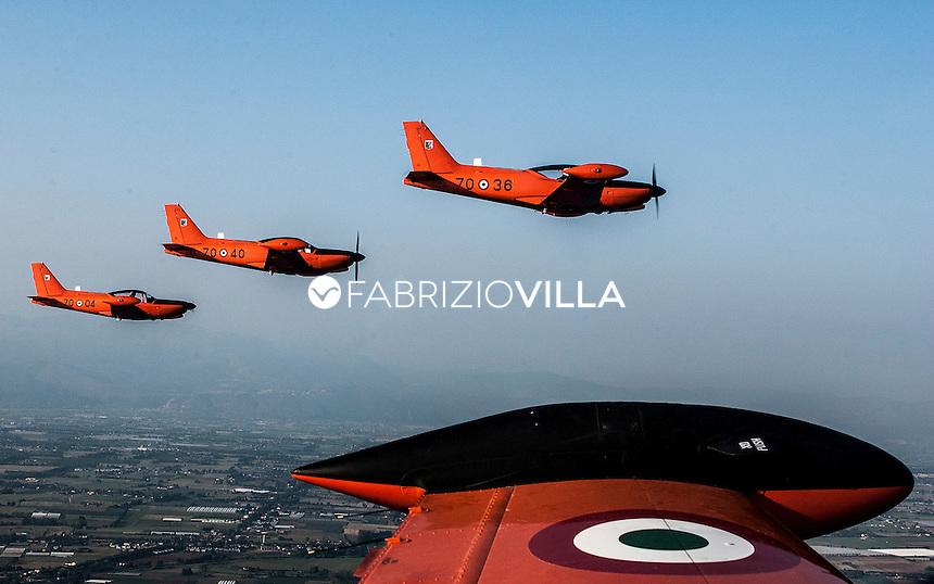 Accademia dell'Aeronautica Militare di Pozzuoli.