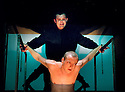 1984  with Criag Conway,Mark Calvert opens at the Lyric Hammersmith Theatre on 6/2/03  CREDIT Geraint Lewis