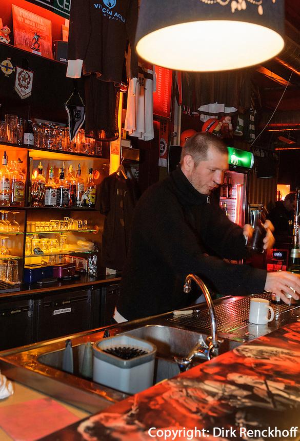 Musikclub Knust im Schanzenviertel, Neuer Kamp 30,, Hamburg, Deutschland