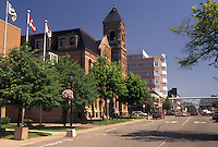 Charlottetown, P.E.I. Prince Edward Island, Canada, City Hall in downtown Charlottetown on Prince Edward Island.