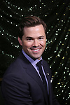 ANDREW RANNELLS - 2017 Tony Awards Meet The Nominees