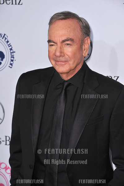 Neil Diamond at the 26th Carousel of Hope Gala at the Beverly Hilton Hotel..October 20, 2012  Beverly Hills, CA.Picture: Paul Smith / Featureflash