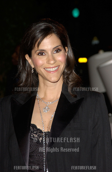 JAMIE GERTZ at the 30th Annual People's Choice Awards in Pasadena, CA..January 11, 2004