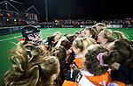 BLOEMENDAAL  - Hockey -  finale KNHB Gold Cup dames, Bloemendaal-HDM . Bloemendaal wint na shoot outs. COPYRIGHT KOEN SUYK