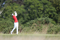 Damla Bilgic (Turkey) during final day of the World Amateur Team Championships 2018, Carton House, Kildare, Ireland. 01/09/2018.<br /> Picture Fran Caffrey / Golffile.ie<br /> <br /> All photo usage must carry mandatory copyright credit (&copy; Golffile | Fran Caffrey)
