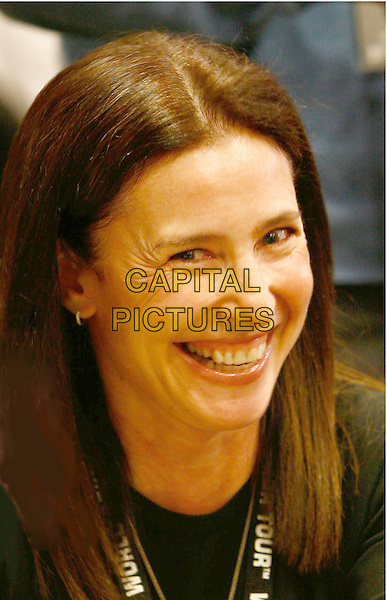 MIMI ROGERS.World Poker Tour Invitational, Commerce, California, USA..February 22nd, 2006.Photo: Byron Purvis/AdMedia/Capital Pictures.Ref: BP/ADM.headshot portrait.www.capitalpictures.com.sales@capitalpictures.com.© Capital Pictures.