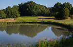 GROESBEEK  - hole  Oost 1,  Golf op Rijk van Nijmegen.   COPYRIGHT KOEN SUYK