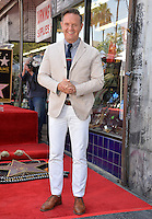 LOS ANGELES, CA. August 11, 2016: Mark Burnett at Hollywood Walk of Fame Star ceremony for actress Roma Downey. <br /> Picture: Paul Smith / Featureflash