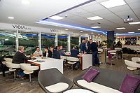 A general view of the Viola Lounge during the Sky Bet Championship match between Swansea City and Fulham at the Liberty Stadium in Swansea, Wales, UK. Friday 29 November 2019
