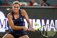 Monica Puig during the match of the Charity day previus at Madrid Open Tenis 2017in  Madrid, Spain. May 04, 2017. (ALTERPHOTOS/Rodrigo Jimenez) /NORTEPHOTO.COM