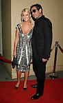 "HOLLYWOOD, CA. - October 07: Actress Tara Reid and boyfriend Julian Jarmoune arrive at the Padres Contra El Cancer's 8th Annual ""El Sueno De Esperanza"" Benefit Gala at the Hollywood & Highland Center on October 7, 2008 in Hollywood, California."