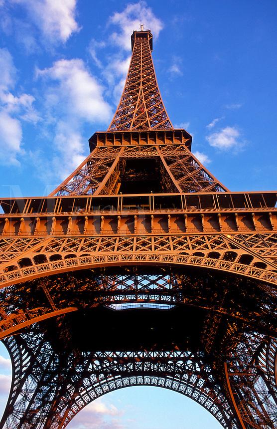 France, Paris, The Eiffel Tower