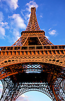 France, Paris, The Eiffel Tower