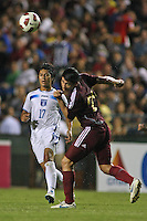 Venezuela vs Honduras Aug2011