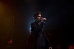 Nathan Sykes, formerly of The Wanted Performs at GRAMERCY THEATER