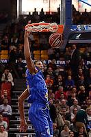 Tavares<br /> Liga Endesa ACB - 2014/15<br /> J12<br /> Valencia Basket vs Herbalife Gran Canaria