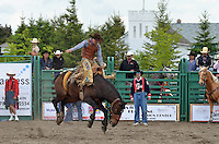 Saddle bronc riding is one of the most popular and skill-testing events in rodeo...