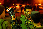 Israel-Gaza border 2008<br />