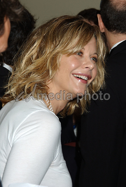 19 February 2005 - Hollywood, California - Meg Ryan. 57th Annual Writers Guild Awards held at the Hollywood Palladium. Photo Credit: Laura Farr/AdMedia