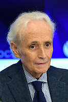 SEP 30 Jose Carreras press conference in Moscow