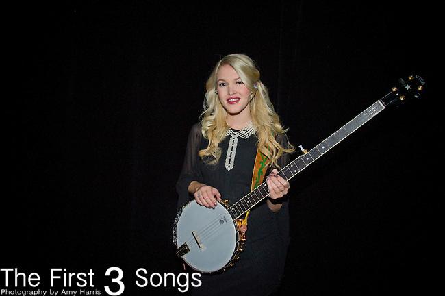 Ashley Campbell performs at Taft Theater in Cincinnati, Ohio