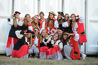 SKUTSJESILEN: FRYSLAN: SKS Skûtsjesilen 2013, ©foto Martin de Jong