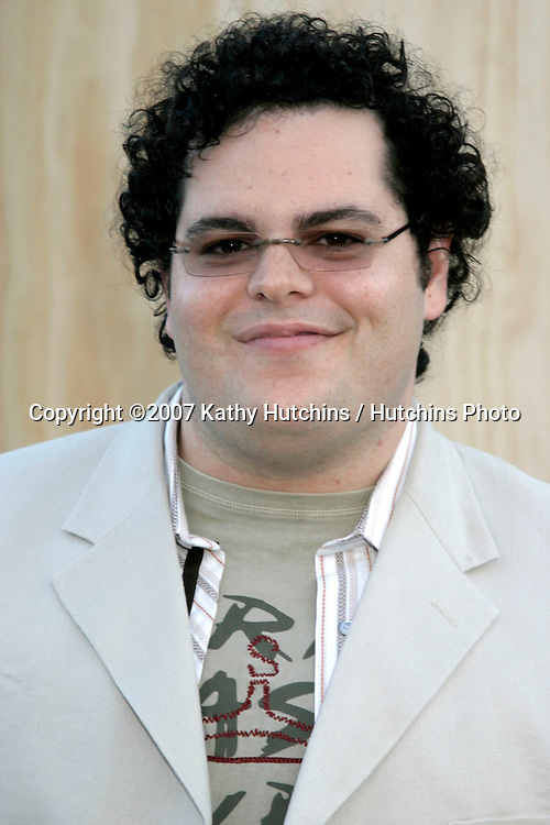 Josh Gad.Fox TV TCA Party.Santa Monica Pier.Santa Monica, CA.July 23, 2007.©2007 Kathy Hutchins / Hutchins Photo....
