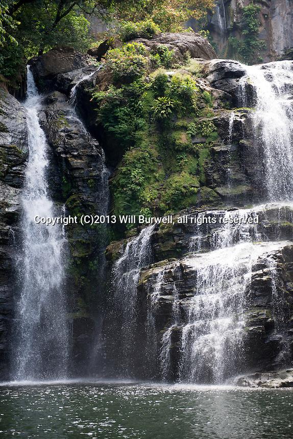 Lower Nauyaca Water Falls Costa Rica