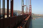 TRAFFIC ON GOLDEN GATE BRIDGE (1)