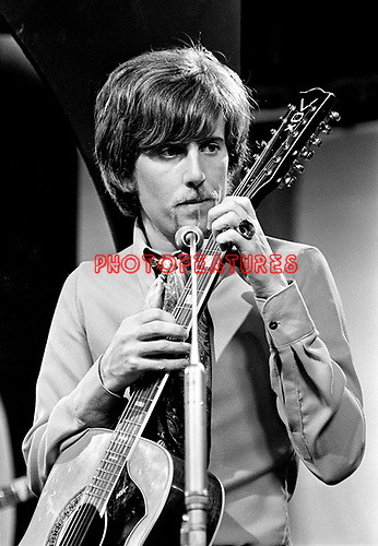 Hollies 1967 Graham Nash.© Chris Walter.