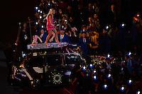 Spice Girls.Emma Bunton aka Baby Spice.Londra 12/08/2012 Olympic Stadium.London 2012 Olympic Games Closing Ceremony.Olimpiadi Londra 2012 Cerimonia d chiusura.Foto Insidefoto Augusto Bizzi.